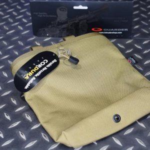 警星 GUARDER 腰掛彈匣回收袋 (棕色) P-03C(BR)