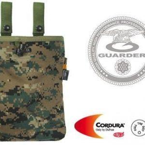 警星 GUARDER 腰掛彈匣回收袋 (數位迷彩) P-03C(DWC)