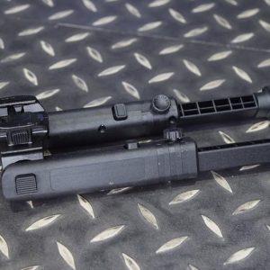 ASG 快拆式 5段伸縮 強化尼龍戰術腳架 18076