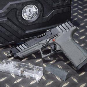 G&G 怪怪 GTP9 GBB 瓦斯手槍 灰色 附 專用收藏盒 填彈器