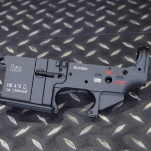 VFC HK416D GBB 下槍身 外殼 零件