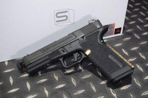 EMG RA-TECH/ SAI BLU GBB 瓦斯手槍 G17 GLOCK《Custom 鋼製限量特仕版》