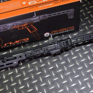 G&G 怪怪 SMC-9 GBB 衝鋒槍 GTP9 上槍身模組 G-06-068
