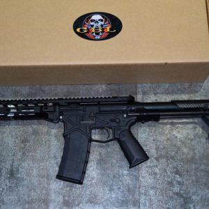 GBL 武裝火力 BAD 556 7吋 魚骨 GHK 系統 GBB 瓦斯槍