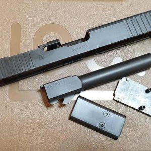 PRO -ARMS Glock G17 Gen 5 鋼製 滑套槍管組 FOR UMAREX G17 GEN5