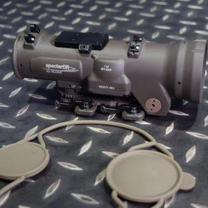 Elcan 風格 SOCOM Specter DR ELCAN GEN3 1.5-6X 火車頭瞄準鏡