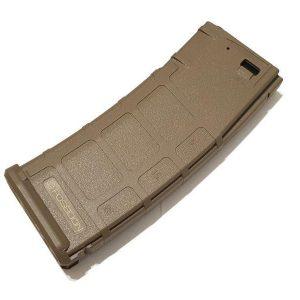 海神 POSEIDON 懲罰者 AEG 電動槍 無聲彈匣 沙色