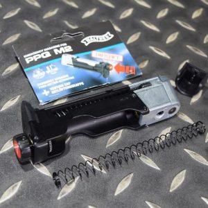 WALTHER PPQ M2 11mm 訓練用槍 CO2 鎮暴槍彈匣 快速刺破系統 2.4760.2