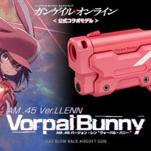 TOKYO MARUI 馬牌 刀劍神域 SAO GGO AM.45 Vorpal Bunny GBB  手槍 限定 小比類巻 香蓮