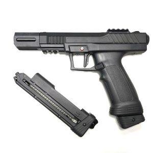 MILSIG P10 PRO 12.7mm 戰術漆彈鎮暴槍 執勤版 防身 保全