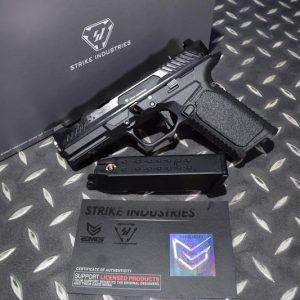 EMG SI 授權 STRIKE INDUSTRIES ARK-17 G17 GBB 方舟 瓦斯槍 黑色 BK