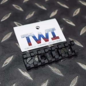 TWI B-11Y 專用魚骨片 長版 ZenitCo 澤寧特 黑色