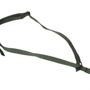 TMC LDT MP5 戰術 金屬掛扣 三點式槍背帶 OD綠 TMC-M5S-OD