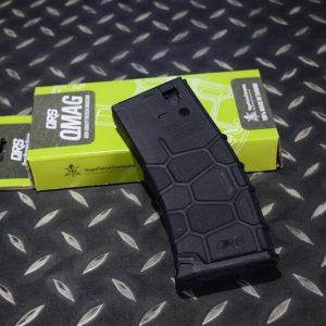 VFC VR16 QRS QMAG AEG 電動槍 120發 無聲彈匣 VF9-MAG-QRSE120-BK01