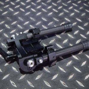 V10 碳纖維快拆腳架 多角度 折疊 伸縮 戰術 黑色 17543