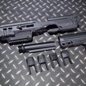 海神 POSEIDON 克拉克 手槍 衝鋒套件 GLOCK G17 G18 黑色
