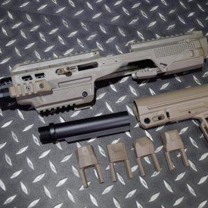 海神 POSEIDON 克拉克 手槍 衝鋒套件 GLOCK G17 G18 沙色