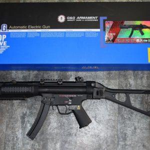 G&G 怪怪 TGM A3 PDW ETU MP5 AEG 電動槍 TGP-PM5-PDW-BNB-NCM