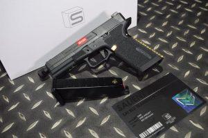 鋼製 EMG SAI 雙授權 BLU GBB 瓦斯手槍 G17 GLOCK WE系統 超值成槍