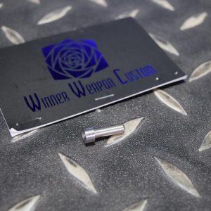 WWC 神劍 WE MARUI 1911 GBB 不鏽鋼 擊錘簧頂桿 銀色 WWC-P0007