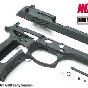 警星 GUARDER MARUI M92F Military用 刻印 鋁合金套件 黑色 M92F-05(A)BK