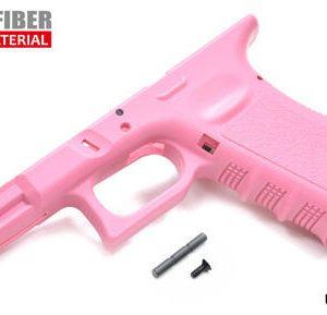 警星 GUARDER MARUI KJ WE VFC G17/18C/22/34 新世代強化槍身 粉紅色 GLK-99(P)