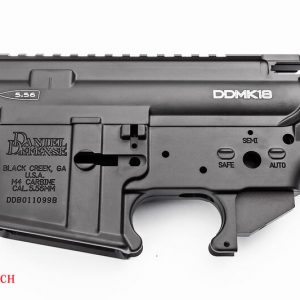 RA-TECH Daniel Defense 授權版 7075 鍛造槍身 GHK M4 MK18 GBB