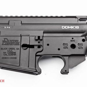 RA-TECH Daniel Defense 授權版 7075 鍛造槍身 GHK 停產