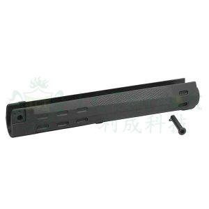 LCT 利成 LK-33 HK33 線型通風護木 黑色  LK001