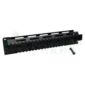 LCT 利成 LK-33 HK33 RS魚骨護木 黑色 LK003