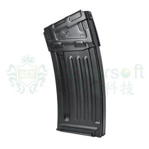 LCT LK-33 HK33 電動槍 130發 金屬無聲彈匣 LK004