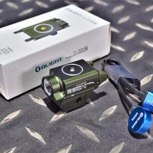 OLIGHT PL-MINI 2 Valkyrie600流明 附磁吸充電線 槍燈 手電筒OD綠 OL-40