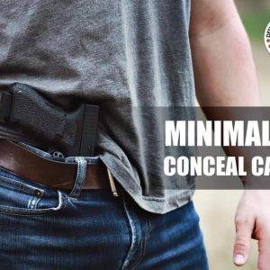 Stinger 極簡主義 GBB 瓦斯手槍 (真品規格) 槍套 加雷射裝置
