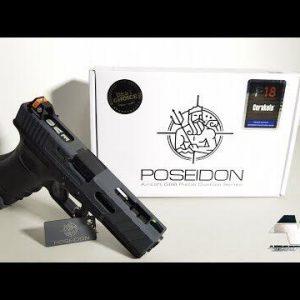 Poseidon 海神 P18 海神 G18 性能版 瓦斯手槍 GBB 黑色