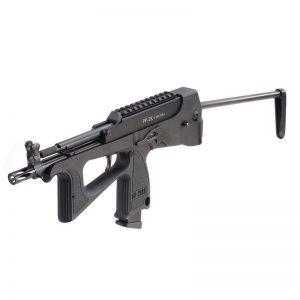 MODIFY PP2000 PP-2K GBB 摺疊衝鋒槍 瓦斯槍 附硬殼槍箱