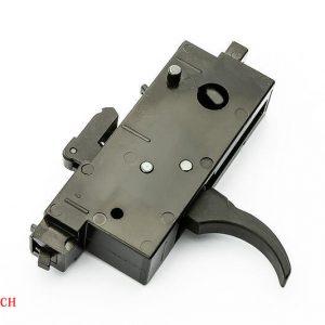 RA SCAR 鋼製完整板機盒組 (FOR WE SCAR L GBB)