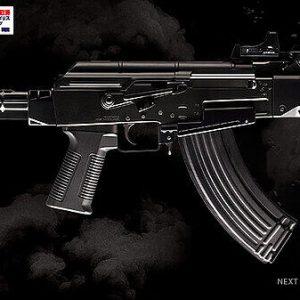 TOKYO MARUI 馬牌 AK Storm Recoil EBB 風暴 後座力 電動槍