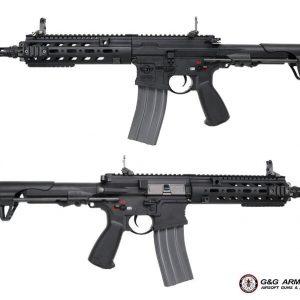 G&G 怪怪 CMF-16K AEG 電動槍 電子板機 M4 HK416 PDW 伸縮托