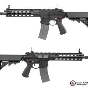 G&G 怪怪 CMF-16 AEG 電動槍 電子板機 M4 HK416 M-LOK 海豹托