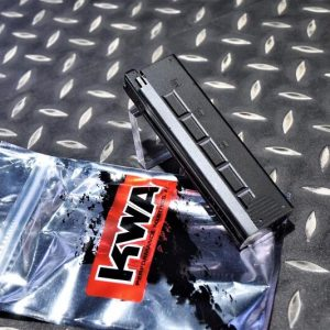 KSC KWA MP9 TP9 GBB 金屬瓦斯彈匣 20發 短彈匣 生存遊戲 KSCA-MP9-20