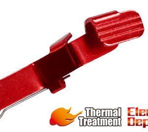 警星 MARUI G19 Gen3/G17 Gen4鋼製滑套卡榫 標準型 紅色 GLK-155(A)RED