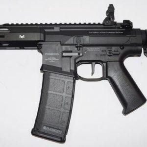 POSEIDON 海神 復仇者 Avenger2 AEG 電動槍 長槍 新版 電子扳機 V2 黑色