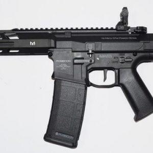 POSEIDON 海神 復仇者 Avenger3 AEG 電動槍 長槍 新版 電子扳機 V2 黑色