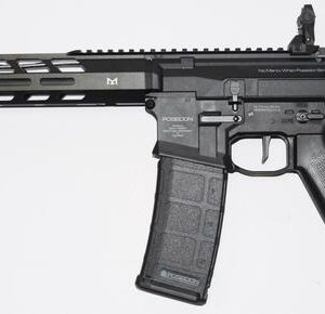 POSEIDON 海神 復仇者 Avenger6 AEG 電動槍 長槍 新版 電子扳機 V2 黑色