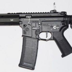 POSEIDON 海神 Triton QRF AEG 全金屬電動槍 新版 電子扳機 V2黑色