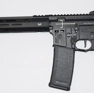 POSEIDON 海神 Triton Sniper AEG 全金屬電動槍 新版 電子扳機 V2 黑色