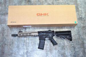 GHK M4 URG-I GBB COLT 小馬刻字 10.3吋 瓦斯長槍 步槍