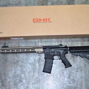GHK M4 URG-I GBB COLT 小馬刻字 14.5吋 瓦斯長槍 步槍