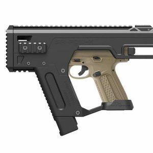 SRU AAC AAP01 GBB 瓦斯手槍 衝鋒套件 黑色 SR-PDW-K-P01