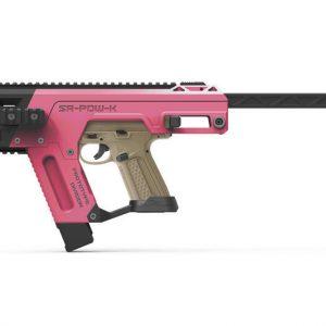 SRU AAC AAP01 GBB 瓦斯手槍 衝鋒套件 粉紅色 SR-PDW-K-P01PK